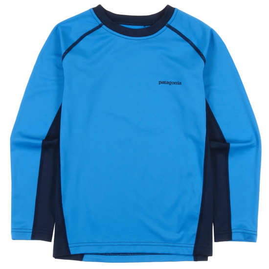Boys' Long-Sleeved Silkweight Rashguard