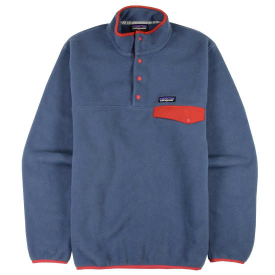 M's Lightweight Synchilla® Snap-T® Pullover - European Fit