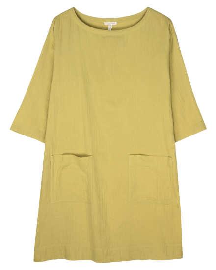 Organic Cotton Gauze Dress
