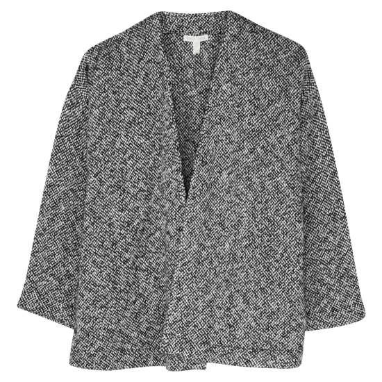 Hand Woven Peruvian Organic Cotton Jacket