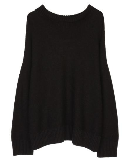 Cozy Organic Cotton & Cashmere Pullover