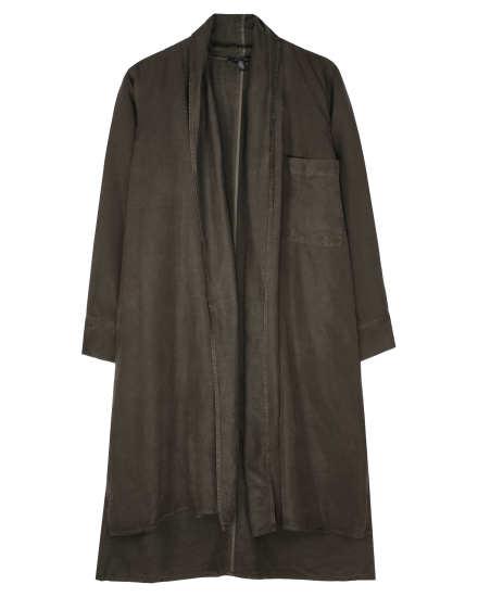 Tencel Linen Coat
