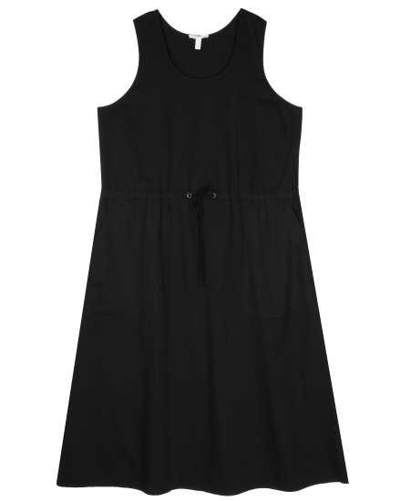 Soft Cotton Twill Dress