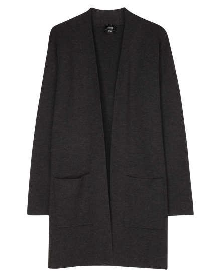 Wool Challis Jacket