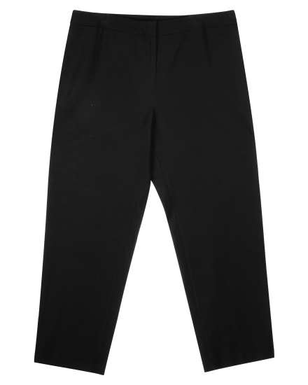 Stretch Woven Silk Pant
