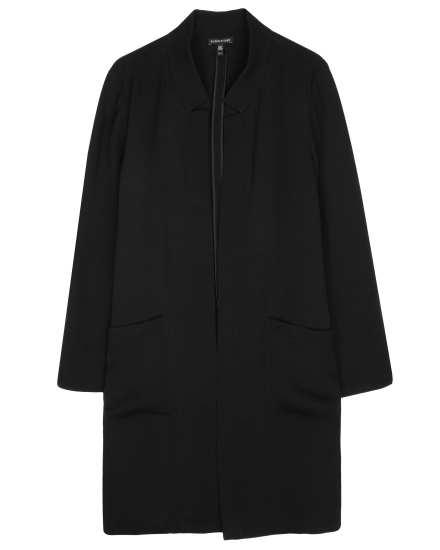 Lightweight Silk Sponge Coat