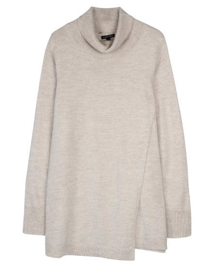 Lush Merino Alpaca Pullover