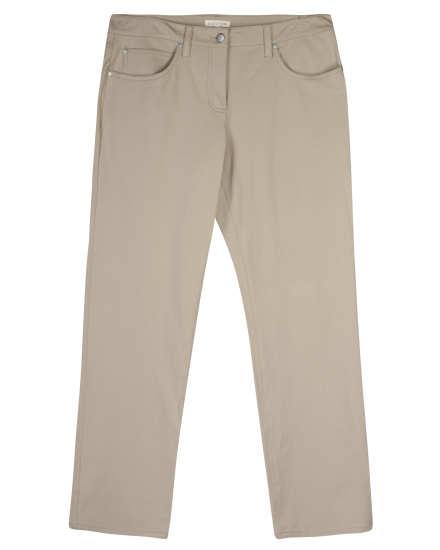 Organic Cotton Stretch Twill Pant