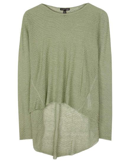 Sheer Hemp Pullover