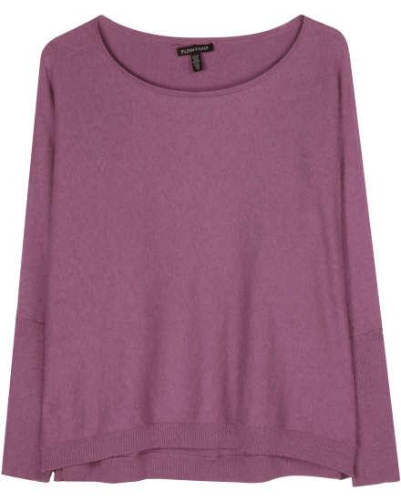 Organic Cotton & Cashmere Pullover