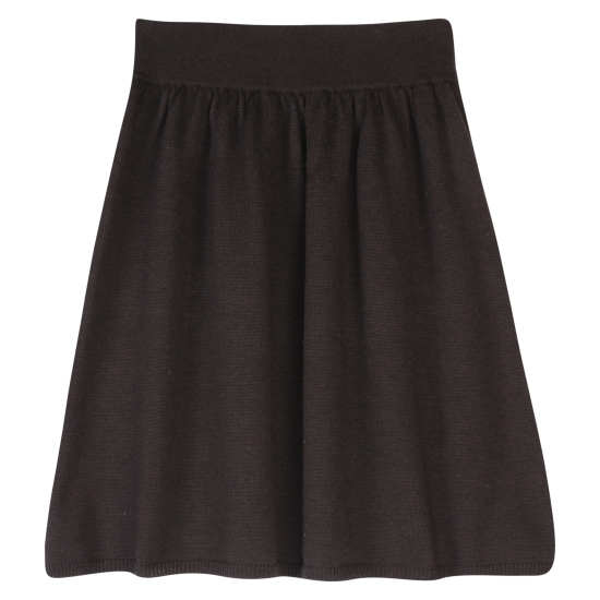 Fine Merino Jersey Skirt