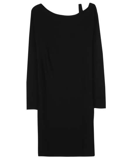 Merino Jersey Dress