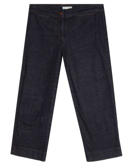 Organic Cotton Stretch Denim Pant