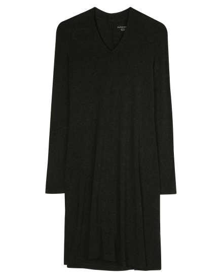 Cozy Viscose Stretch Jersey Dress