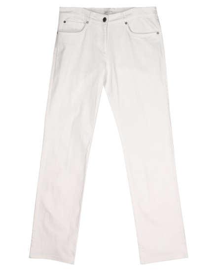 Organic Cotton Stretch Denim Pant