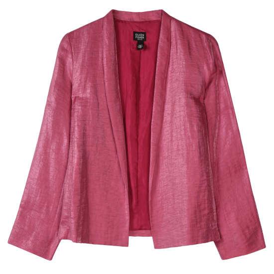 Featherweight Silk Cotton Jacket