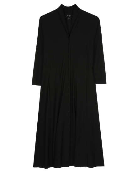 Lightweight Washable Stretch Crepe Dress