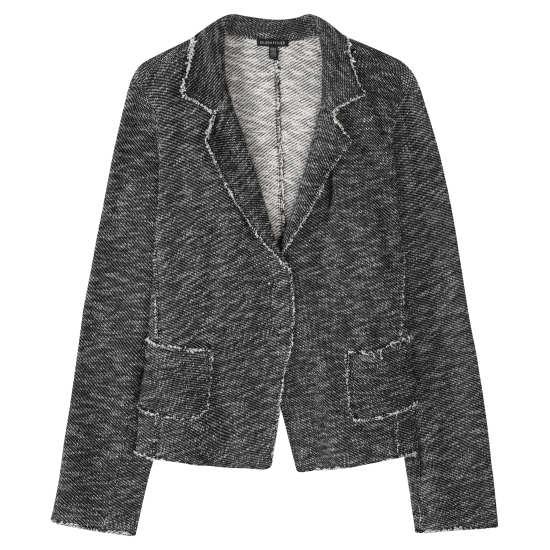 Cotton Terry Twill Jacket