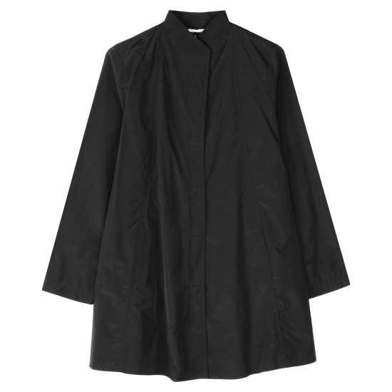 Light Organic Cotton Nylon Coat