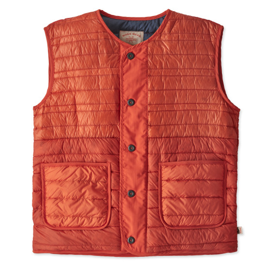 ReCrafted Down Vest