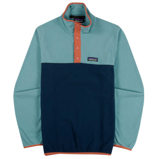 M's Micro D® Snap-T® Pullover