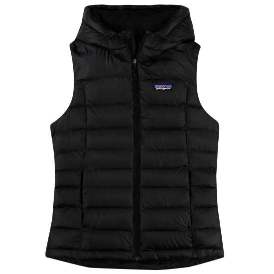 W's Hi-Loft Down Hooded Vest