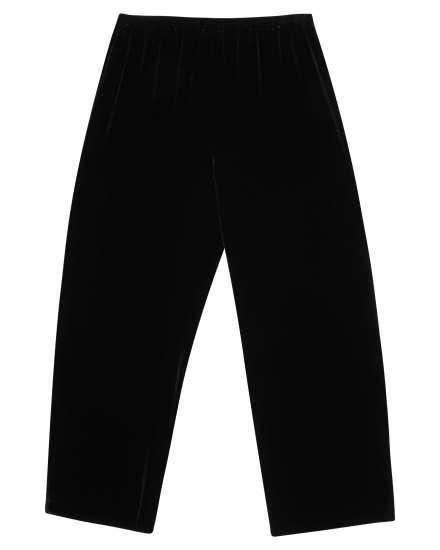 Lined Velvet Pant