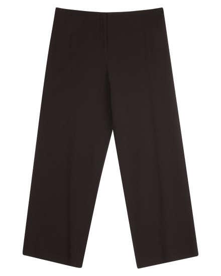 Stretch Viscose Wool Pant