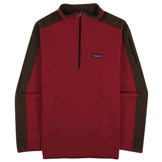 M's Araveto ¼-Zip Jacket