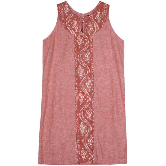 W's Island Hemp Shift Dress