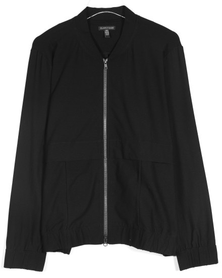 Resewn Washable Stretch Crepe Jacket