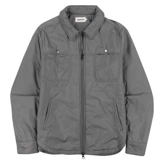 The Bushland Shirt Jacket