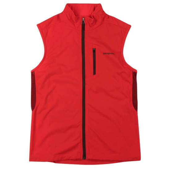 M's Wind Shield Hybrid Soft Shell Vest