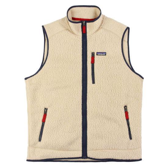 M's Retro Pile Vest