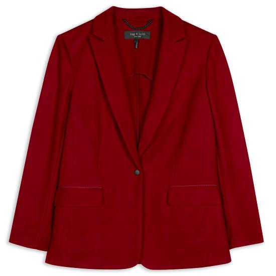 Women's Lexington Wool Blazer
