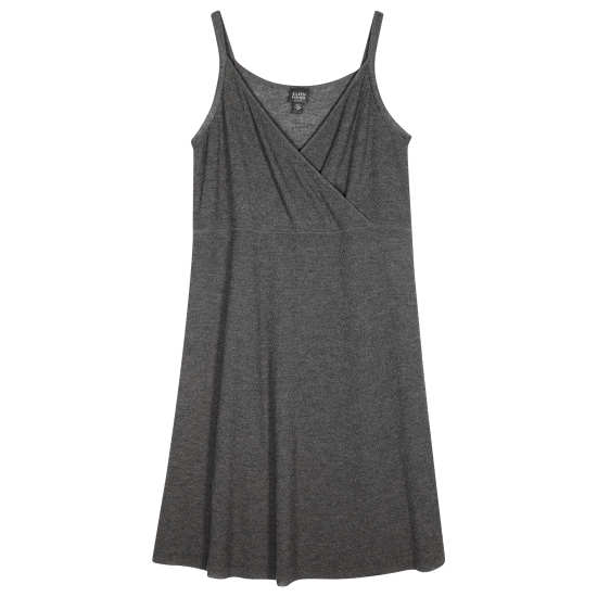 Washable Wool Fine Crepe Dress