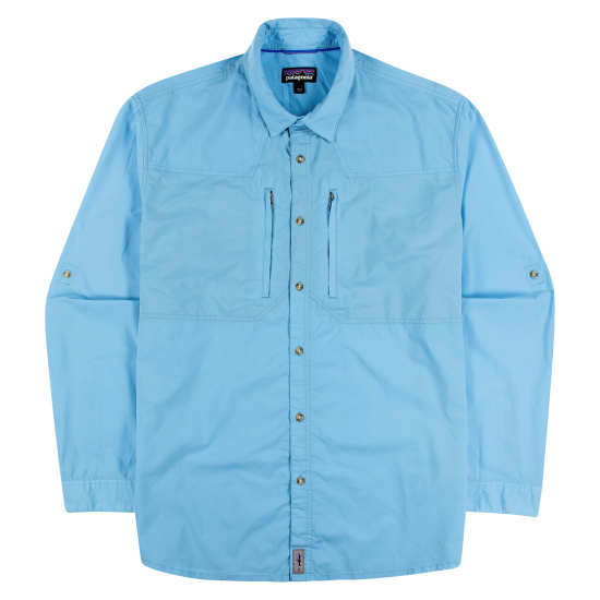 M's Long-Sleeved Sun Stretch Shirt