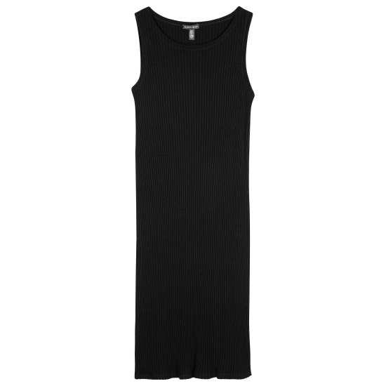 Tencel Stretch Rib Dress