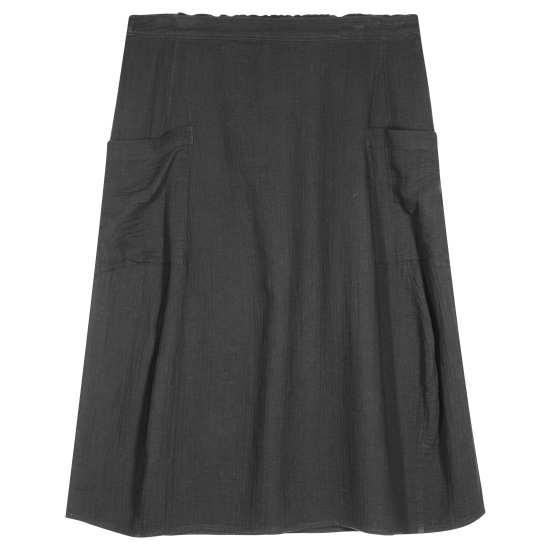 Knit Shimmer Skirt