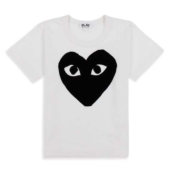 Black Heart Graphic T-Shirt