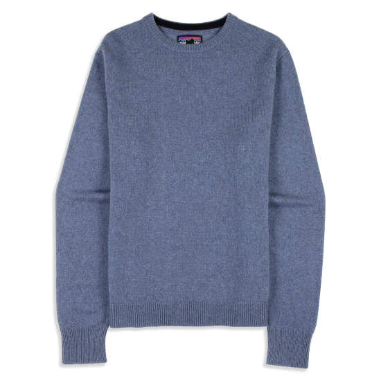 M's Recycled Cashmere Crewneck Sweater