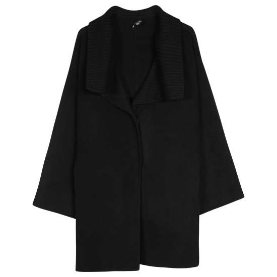 Brushed Wool Doubleface Coat