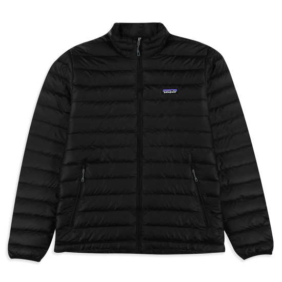 Men's Water Repellent Down Jacket