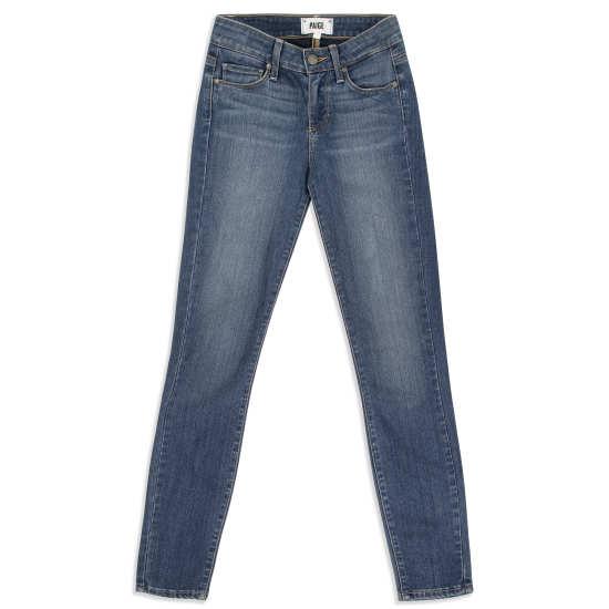 Women's Transcend - Verdugo Ankle Skinny Jeans