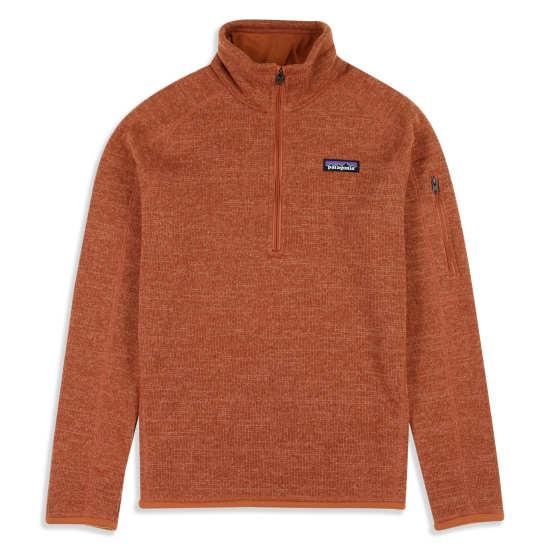 Women's Better Sweater Quarter Zip Performance Jacket