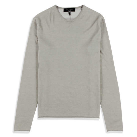 Men's Trent Crewneck Wool Blend Sweater