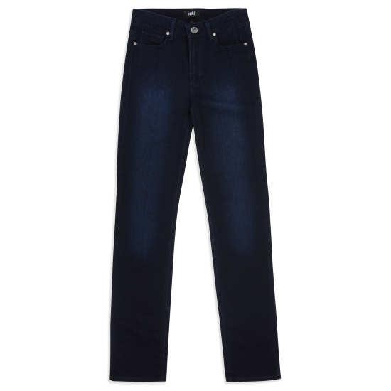 Women's Transcend - Hoxton High Waist Straight Leg Jeans