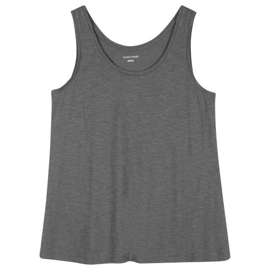 Hemp Organic Cotton Twist Tank