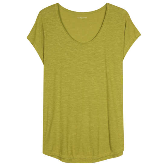 Hemp Organic Cotton Twist Tee