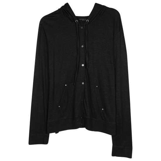 Linen Jersey Jacket